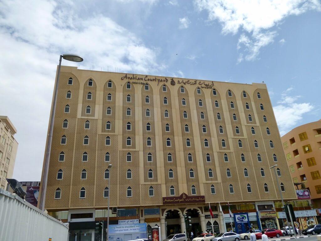 Dubai-Arabian Courtyard Hotel_00