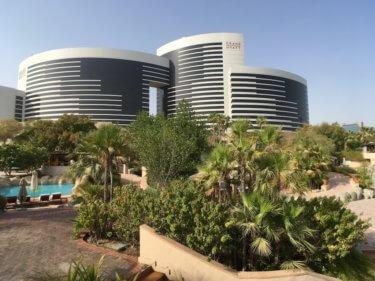 Dubai Hotel Diary: Grand Hyatt Dubai