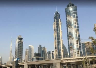 Dubai Hotel Diary: JW Marriott Marquis Hotel Dubai