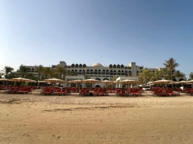 Dubai Hotel Diary: Jumeirah Zabeel Saray