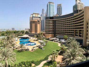 Dubai Hotel Diary: Le Royal Meridien Beach Resort & Spa