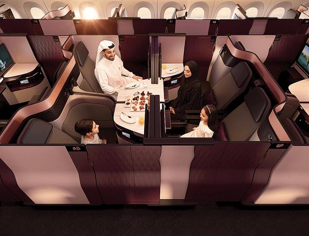 まるで個室!?カタール航空の新ビジネスクラス「QSuite」が凄い!!