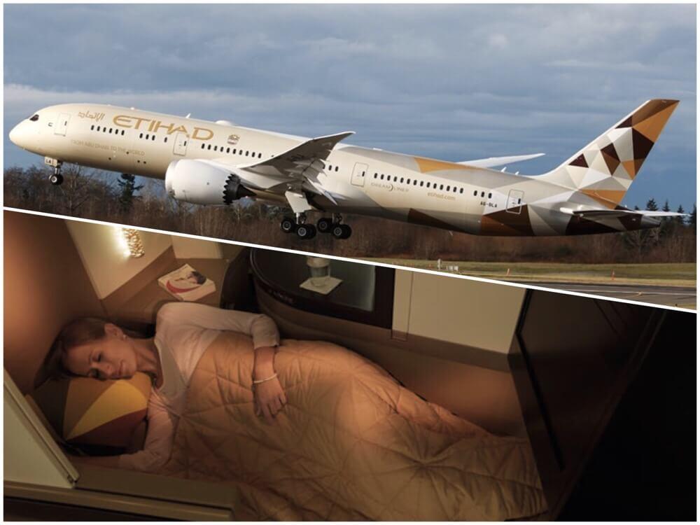 エティハド航空、中部路線に新機材「ボーイング787」導入!