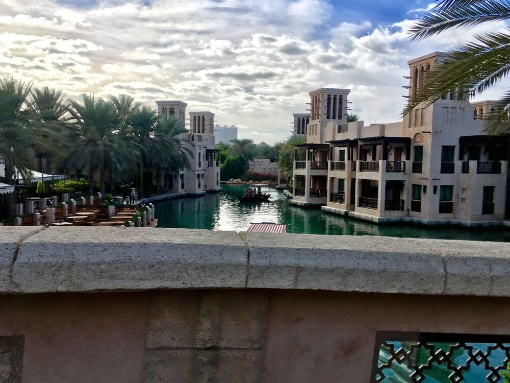 ドバイホテル滞在記:ジュメイラ「ダル・アル・マシャフ」マディナ・ジュメイラ(その①前編)