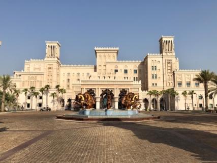 ドバイホテル滞在記:アル・カスル・マディナ・ジュメイラ