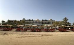 ドバイホテル滞在記:ジュメイラ・ザビール・サライ